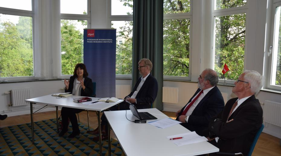 SIPRI Governing Board, May 2016