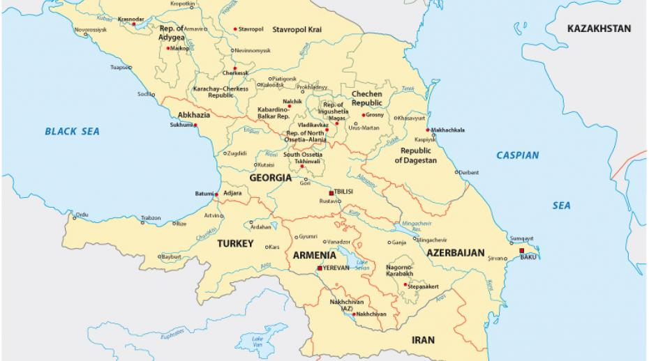 Shifting conflict and security dynamics in the Caucasus: The role of on