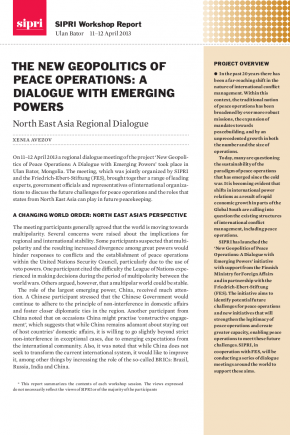 North-East Asia report cover image