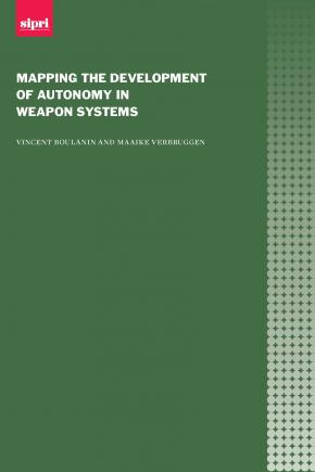 Mapping the development of autonomy in weapon systems
