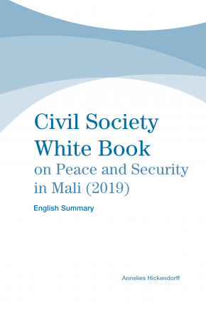 English Summary of Civil Society White Book on Peace and Security in Mali_cover