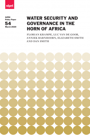 Cover Water Security and Governance in the Horn of Africa