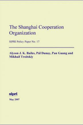 The Shanghai Cooperation Organization Sipri