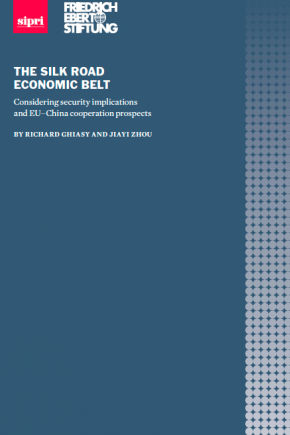 The Silk Road Economic Belt report cover