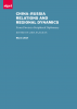 China–Russia relations and regional dynamics: From pivots to peripheral diplomacy